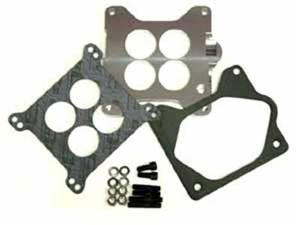 Aluminum Adapter Plate with Gaskets Qty. I (inc. hardware) AAP-1